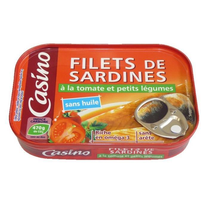 filets de sardines la tomate achat vente produit de. Black Bedroom Furniture Sets. Home Design Ideas