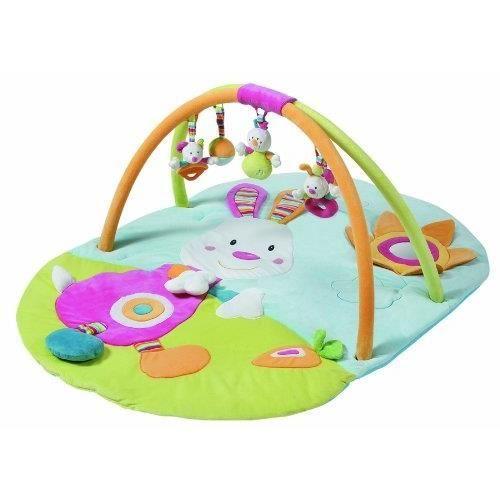 fehn 151671 tapis d 39 veil pour b b lapin achat vente tapis veil aire b b. Black Bedroom Furniture Sets. Home Design Ideas