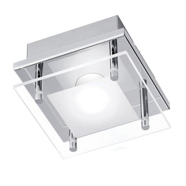luminaire plafonnier design a led azur achat vente. Black Bedroom Furniture Sets. Home Design Ideas