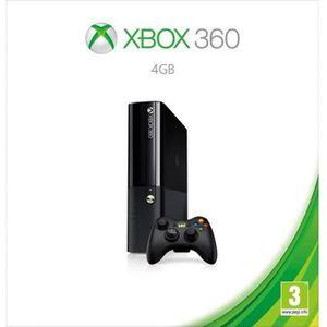 CONSOLE XBOX 360 Console XBOX 360 4 Go