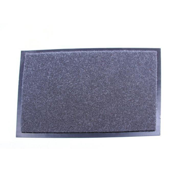 nouveau gris mat de boue tapis de sol porte ou paillasson. Black Bedroom Furniture Sets. Home Design Ideas