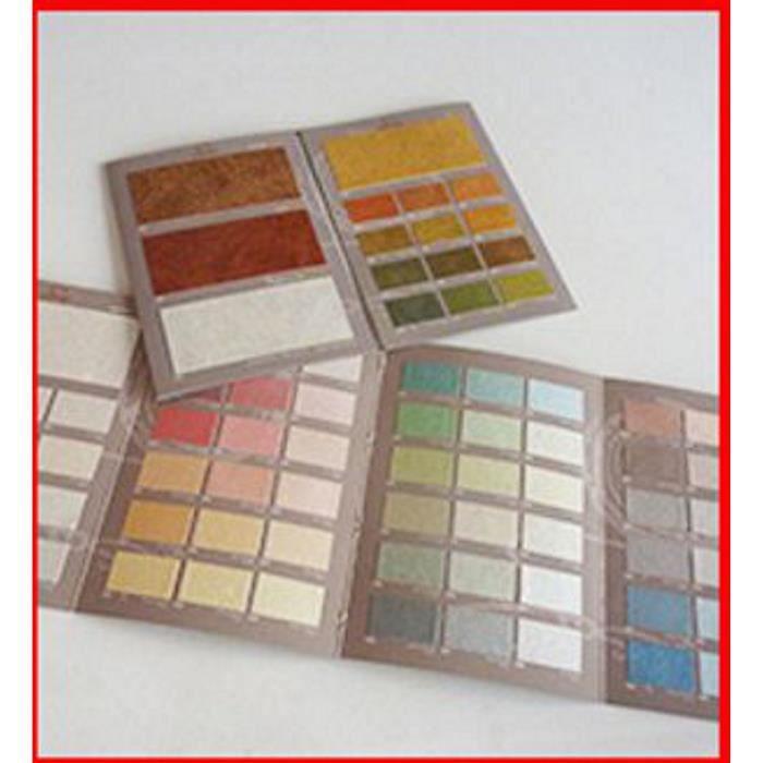 Carte couleurs peinture a la chaux sospiri achat vente for Peinture phosphorescente exterieur