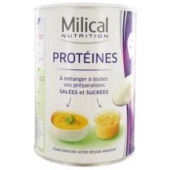 Milical Protéines 400 g - Version : Protéines lait - Prix