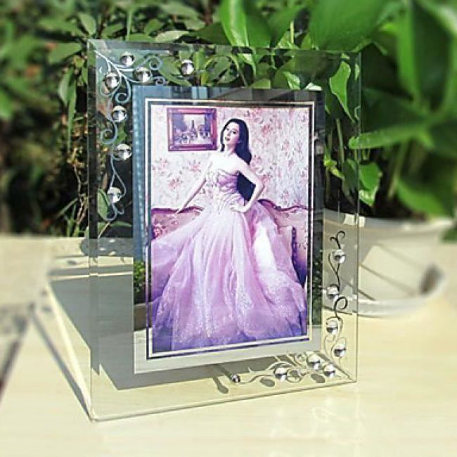Cadre photo en verre achat vente cadre photo en verre pas cher les soldes sur cdiscount - Cadre sous verre pas cher ...