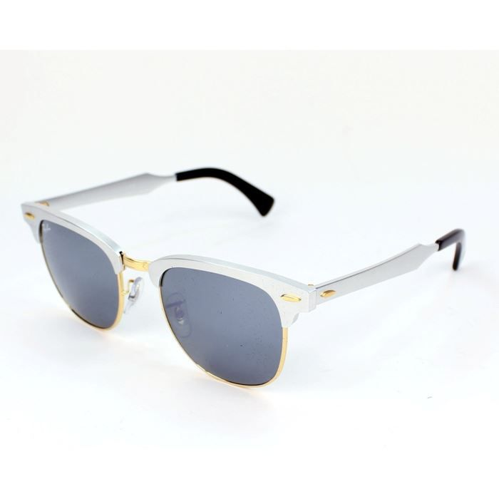 Ray Ban Clubmaster Verre Noir