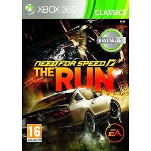 JEUX XBOX 360 Need for speed : the run - classics