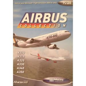 JEU PC AIRBUS COLLECTION