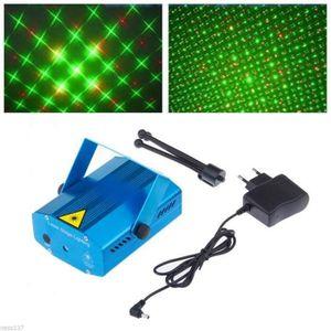 jeux de lumiere sono laser achat vente jeux de lumiere sono laser pas cher cdiscount. Black Bedroom Furniture Sets. Home Design Ideas