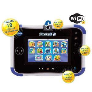JEU CONSOLE EDUCATIVE Storio 3S Power Pack Multimédia