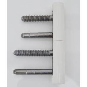 Paumelle reglage 2d pour porte d entree blanche achat vente porte d 39 int rieur paumelle - Reglage porte d entree 3 points ...