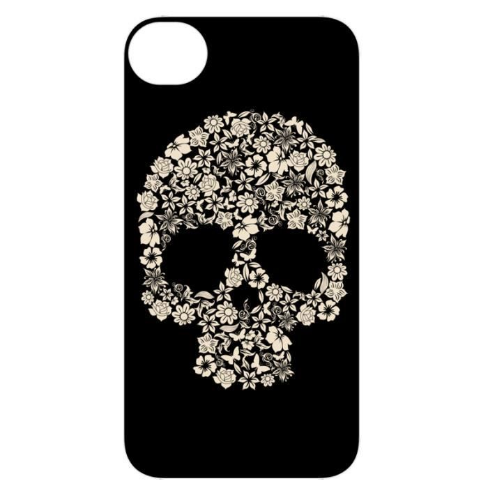 coque iphone 4 4s t te de mort achat vente coque iphone 4 4s t te soldes d t. Black Bedroom Furniture Sets. Home Design Ideas