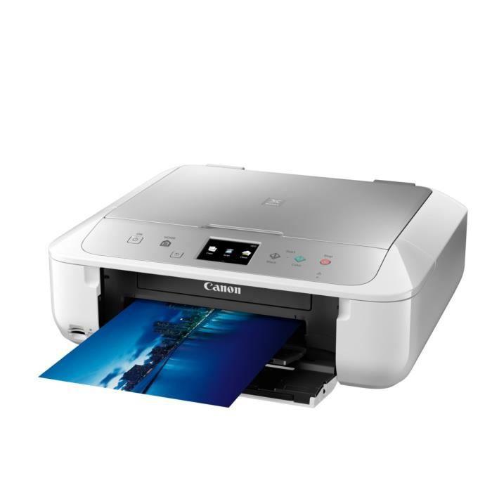 imprimante multifonction jet d 39 encre canon pixma mg6853 a4 imprimante scanner ph prix pas. Black Bedroom Furniture Sets. Home Design Ideas