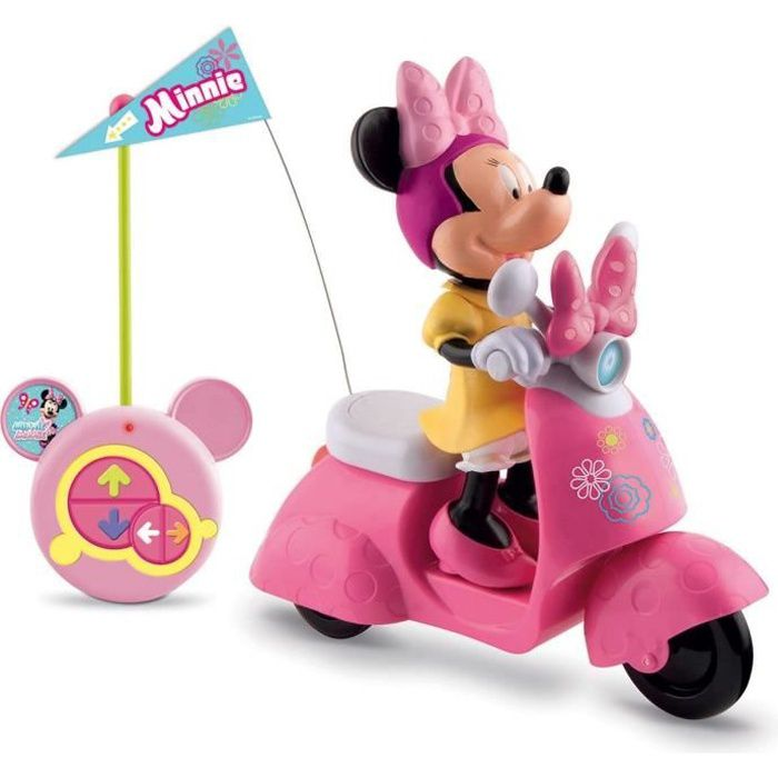minnie scooter telecommand achat vente voiture. Black Bedroom Furniture Sets. Home Design Ideas