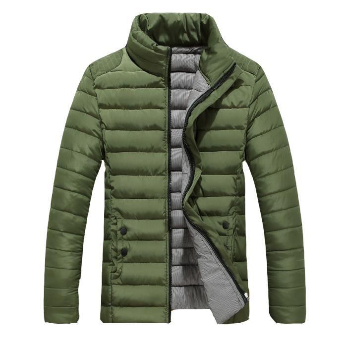 bleu manteau hiver homme tailles de marque auto vert. Black Bedroom Furniture Sets. Home Design Ideas