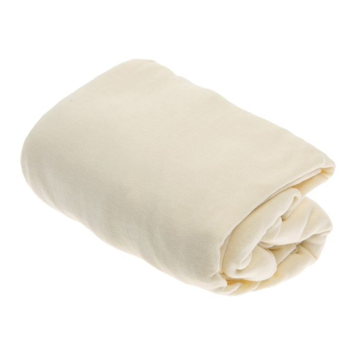 babycalin drap housse 60 x 120 cm ecru beige achat. Black Bedroom Furniture Sets. Home Design Ideas