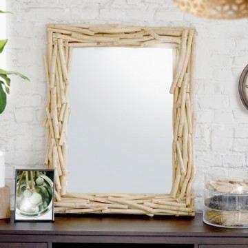 Miroir pas cher les bons plans de micromonde - Miroir rectangulaire pas cher ...