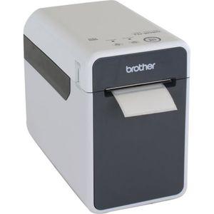 BROTHER Imprimante d'étiquettes TD-2020 - Papier thermique - Rouleau (6 -3 cm) -USB 2.0