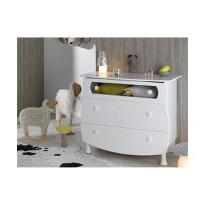 Commode linea achat vente commode linea pas cher cdiscount - Commode bebe cdiscount ...