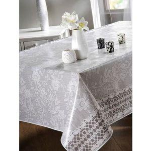 nappe en crochet achat vente nappe en crochet pas cher les soldes sur cdiscount cdiscount. Black Bedroom Furniture Sets. Home Design Ideas