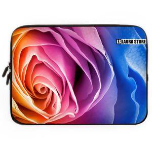 Sacoche ordinateur portable 17 pouces rose achat vente for Housse 17 pouces