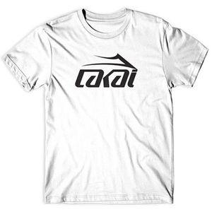 T-SHIRT T-SHIRT LAKAI BASIC STANDARD BLANC