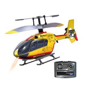 AVION - HÉLICO SILVERLIT Hélicoptère Télécommandé - Eurocopter -