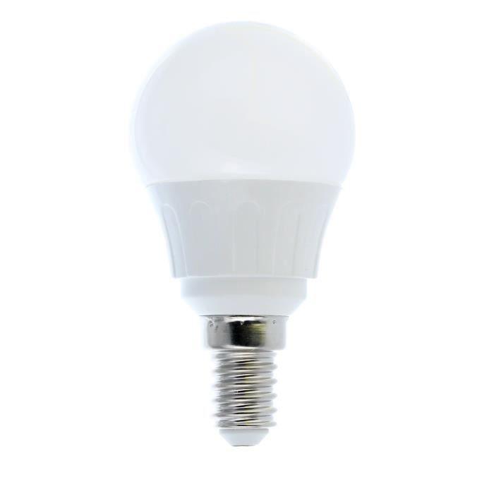 ampoule led e14 blanc chaud 3w 25w achat vente ampoule led les soldes sur cdiscount. Black Bedroom Furniture Sets. Home Design Ideas