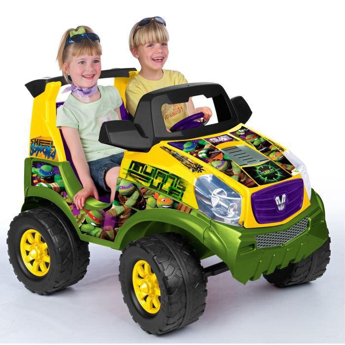 voiture enfant tortues ninja voiture electrique enfant 12 volts