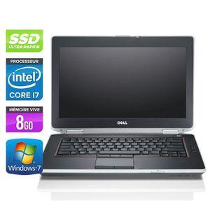 ORDINATEUR PORTABLE Dell Latitude E6420 - Core i7 - 8Go - 240Go SSD