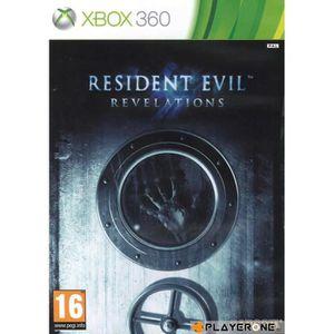JEUX XBOX 360 Resident Evil Revelations