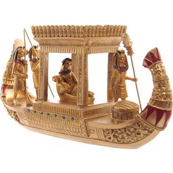 bateau auvent egyptien dor achat vente pack objet de. Black Bedroom Furniture Sets. Home Design Ideas
