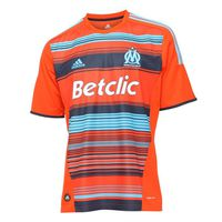 MAILLOT - POLO  ADIDAS Maillot Foot Supporter OM 2011/2012 3rd H