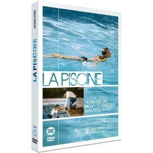 dvd la piscine achat vente dvd la piscine pas cher cdiscount. Black Bedroom Furniture Sets. Home Design Ideas