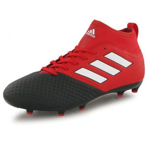 CHAUSSURES DE FOOTBALL Adidas Performance Ace 17.3 Fg rouge, chaussures d