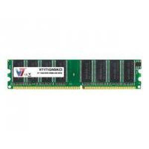 MÉMOIRE RAM Mémoire V7 mémoire - 1 Go - DIMM 184 broches - DDR