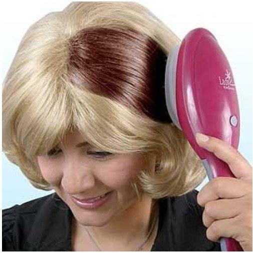 brosse coloration cheveux lectrique - Poudre Colorante Cheveux