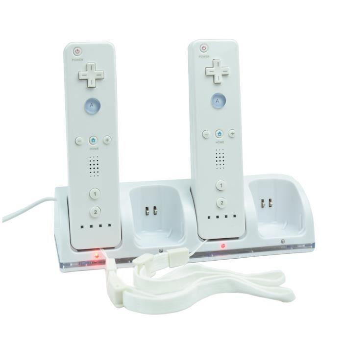 mp power station chargeur 4 port 4 batterie battery. Black Bedroom Furniture Sets. Home Design Ideas