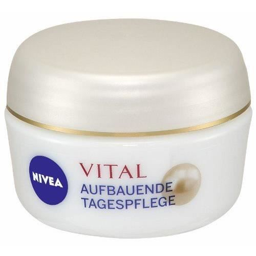 nivea visage vital cr me de jour vivifiante achat vente hydratant visage nivea visage. Black Bedroom Furniture Sets. Home Design Ideas
