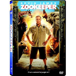DVD FILM DVD The zookeeper