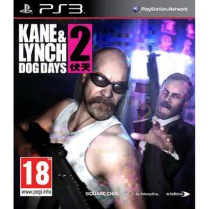 JEU PS3 KANE & LYNCH 2 DOG DAYS / Jeu console PS3