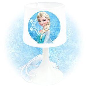 lampe reine des neiges achat vente lampe reine des. Black Bedroom Furniture Sets. Home Design Ideas
