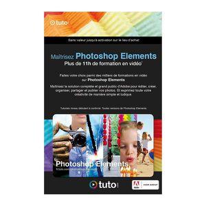 LOGICIEL LOISIRS Carte 40 Crédits Tuto Formation Photoshop Element