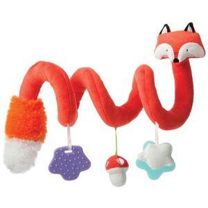 SPIRALE - TORTILLON Manhattan Toy Spirale d'activités - Renard