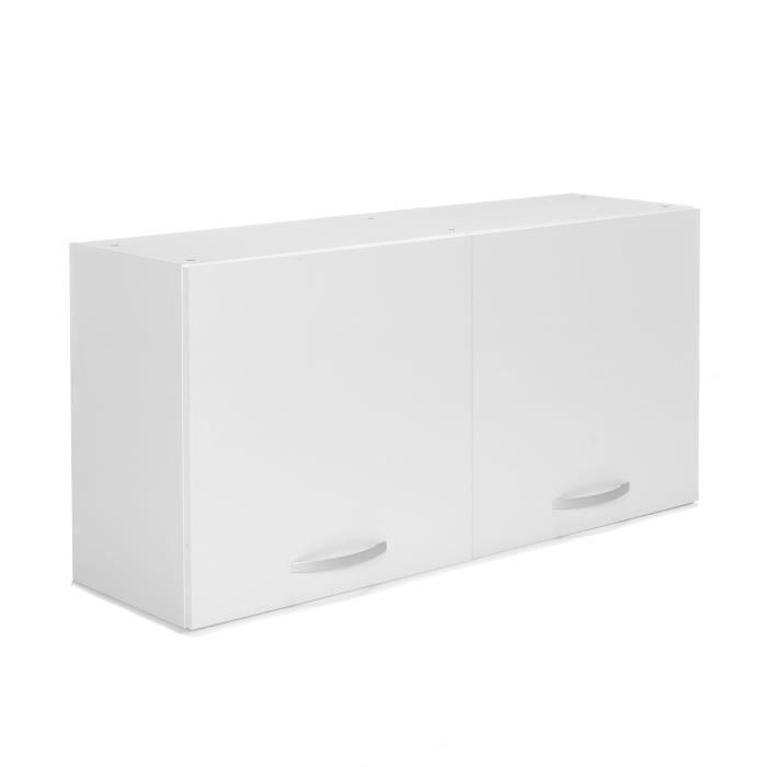 eko cuisine meuble de cuisine haut 2 portes 120cm achat vente l ments haut eko cuisine. Black Bedroom Furniture Sets. Home Design Ideas