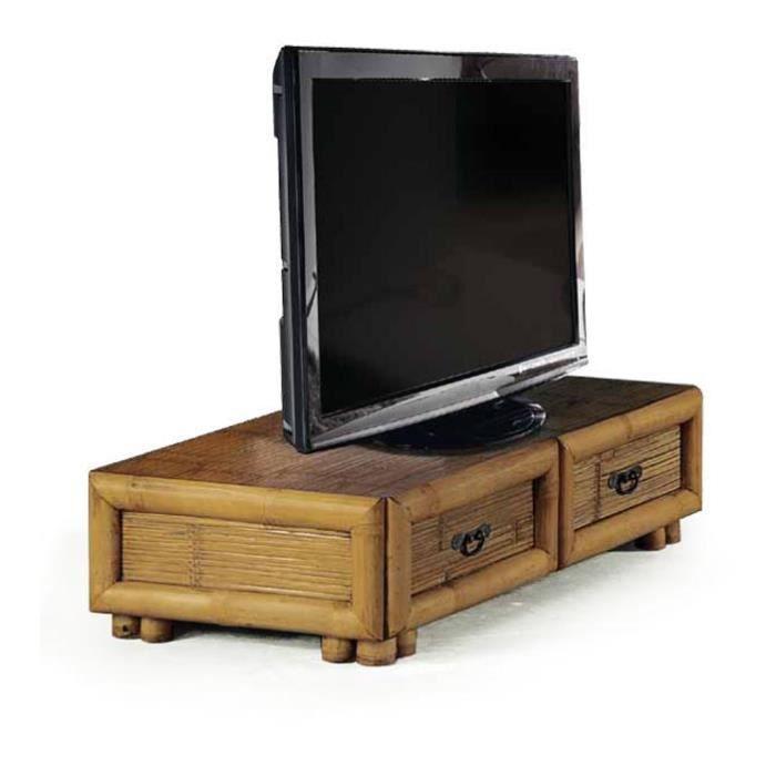 Meubles de tv en bambou mod le tsu achat vente for Meuble en bambou