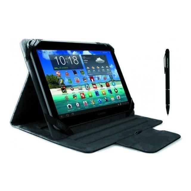 housse pour tablette 7 7 9 stylet prix pas cher. Black Bedroom Furniture Sets. Home Design Ideas