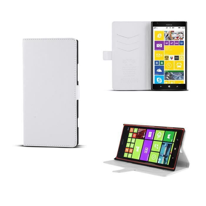 Tui inclinable cb blanc pour nokia lumia 1520 achat for Housse causeuse inclinable