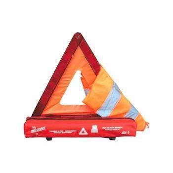 triangle et gilet achat vente kit de s curit triangle et gilet moins cher 2009968640677. Black Bedroom Furniture Sets. Home Design Ideas