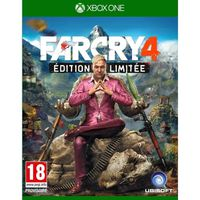 Far Cry 4 Limited Edition Jeu XBOX One