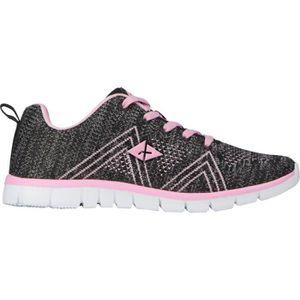 ATHLI-TECH Chaussures Femme Walknit 3 Fille Gris